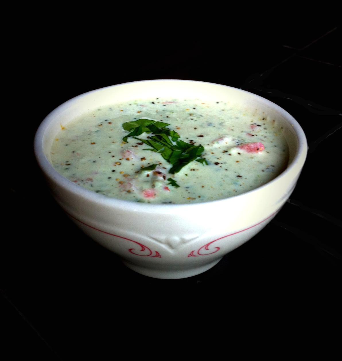 ... , Jalapeno & Cucumber Yogurt Raita | Delightful-Delicious-Delovely