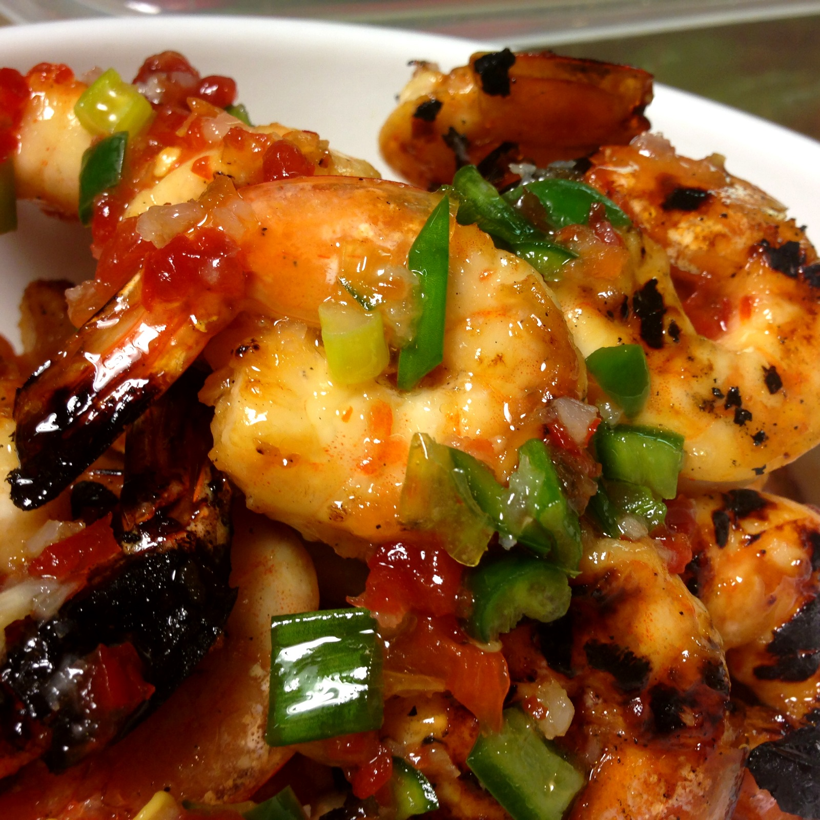 Chili-Lime-Brandy Grilled Shrimp Recipes — Dishmaps