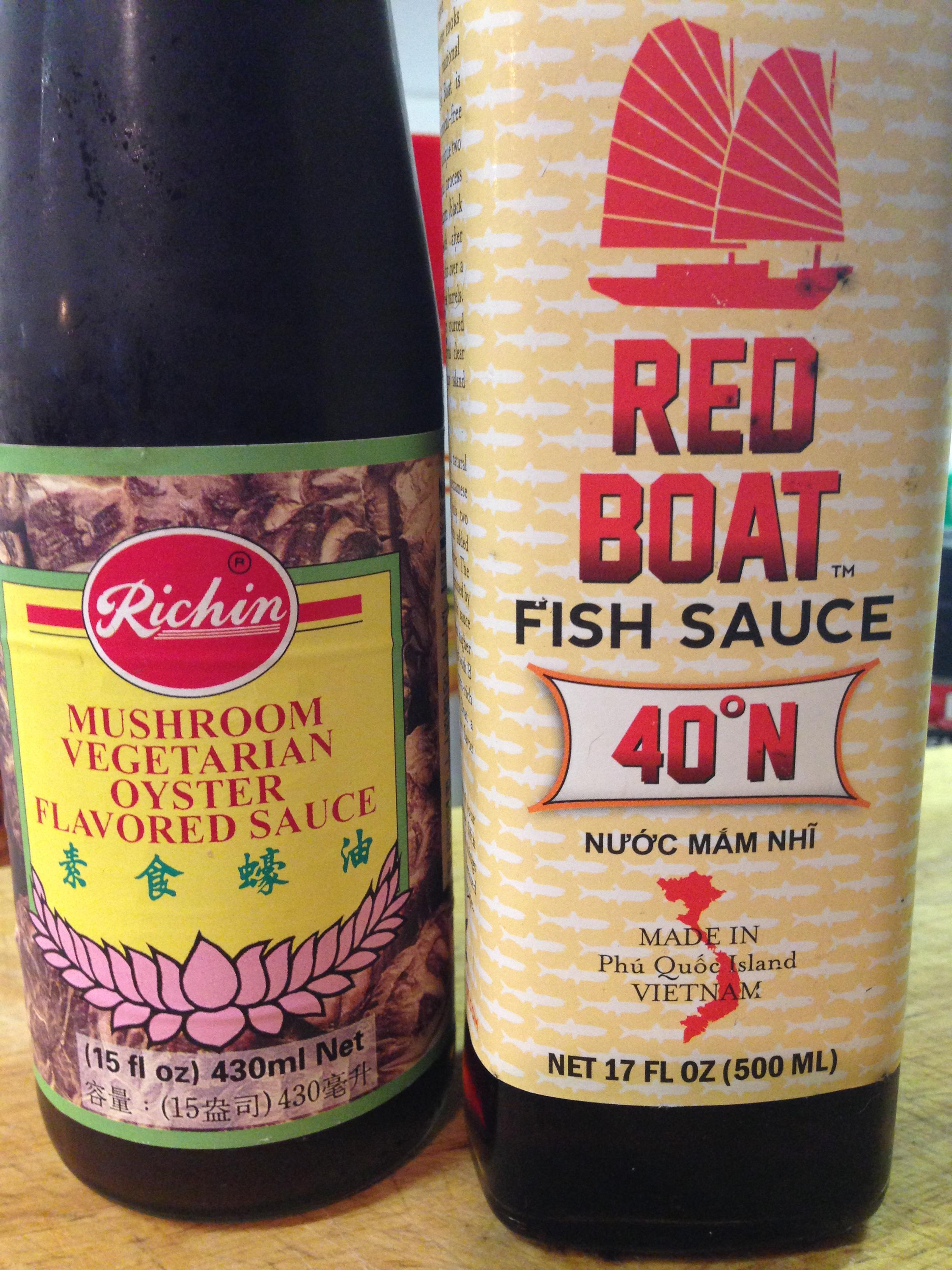 Vegan or vegetarian or not spicy thai chicken for Fish sauce kroger