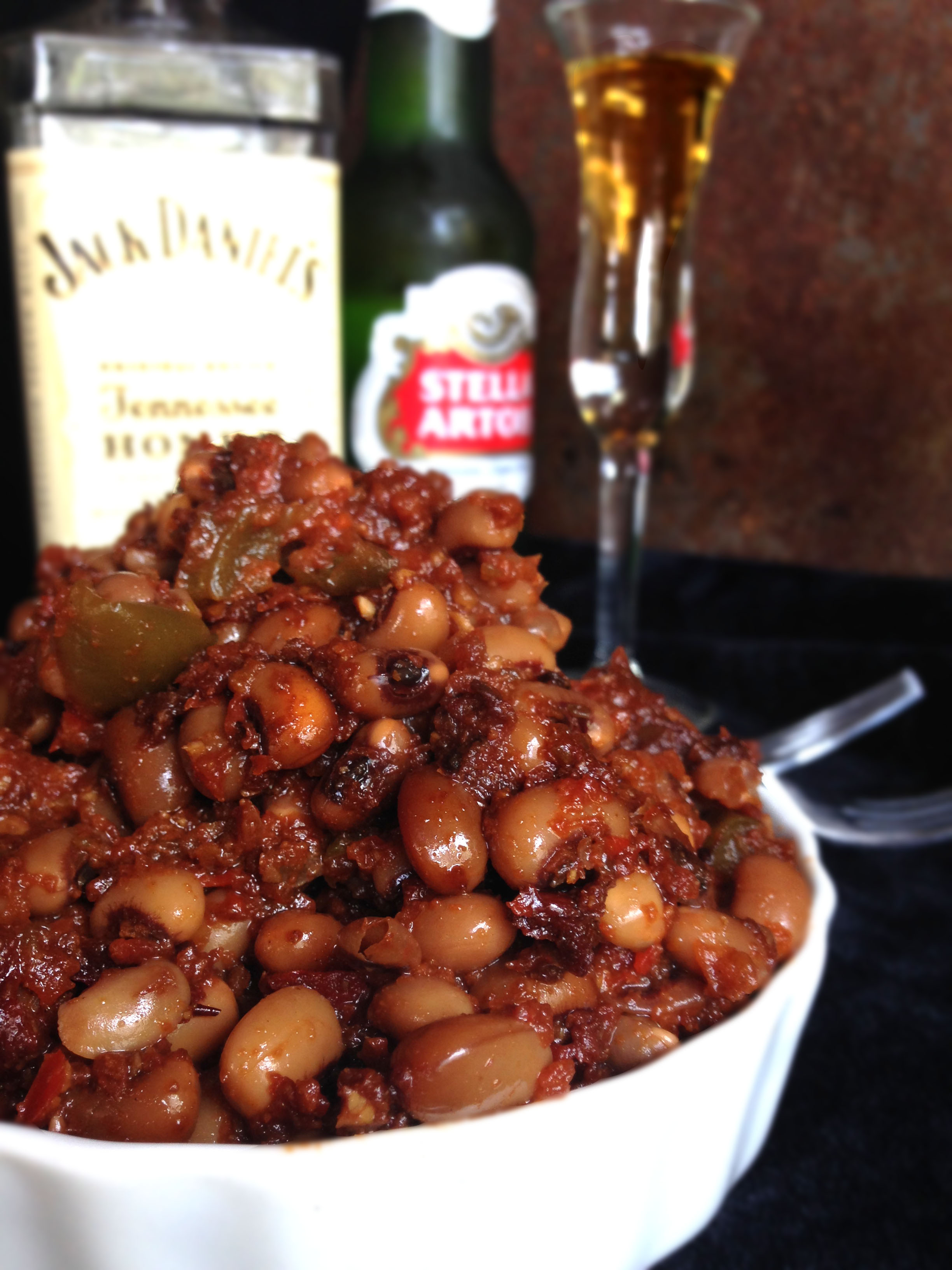 Spicy Red-Eye Baked Beans Recipes — Dishmaps