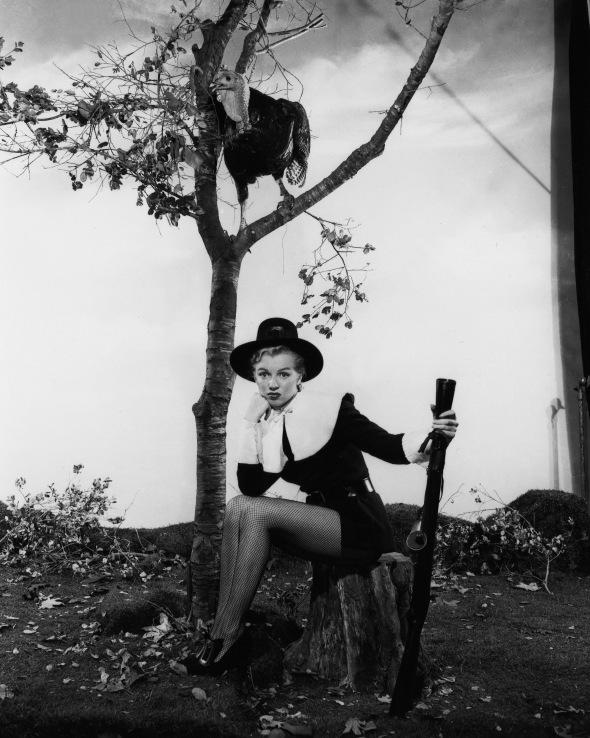Marilyn Monroe circa 1951 ** I.V.