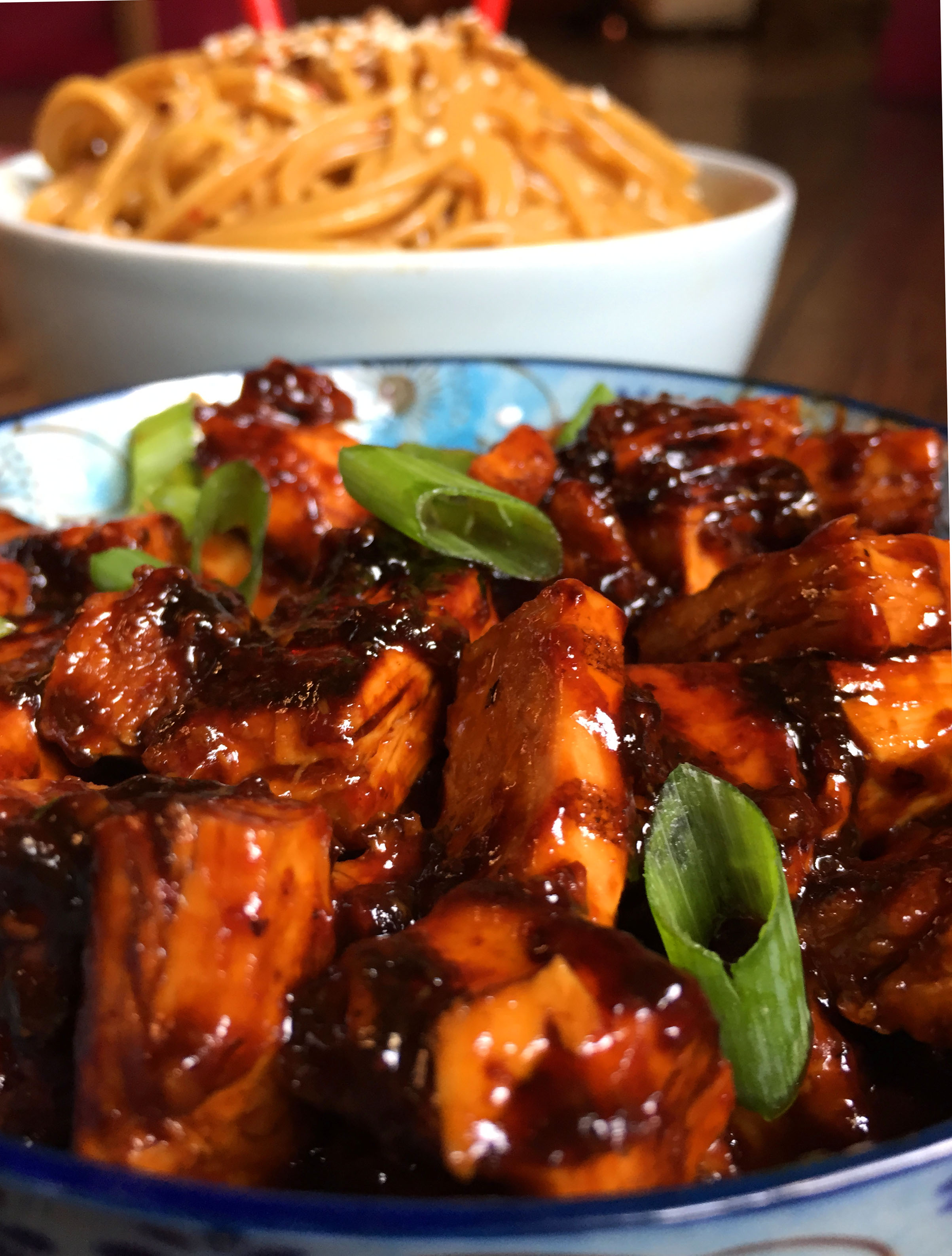 5 minute sticky spicy korean bbq chicken with sesame hibachi this 5 minute sticky spicy korean bbq chicken is awesome honestly the sauce on them takes 5 minutes will blow your socks off forumfinder Image collections